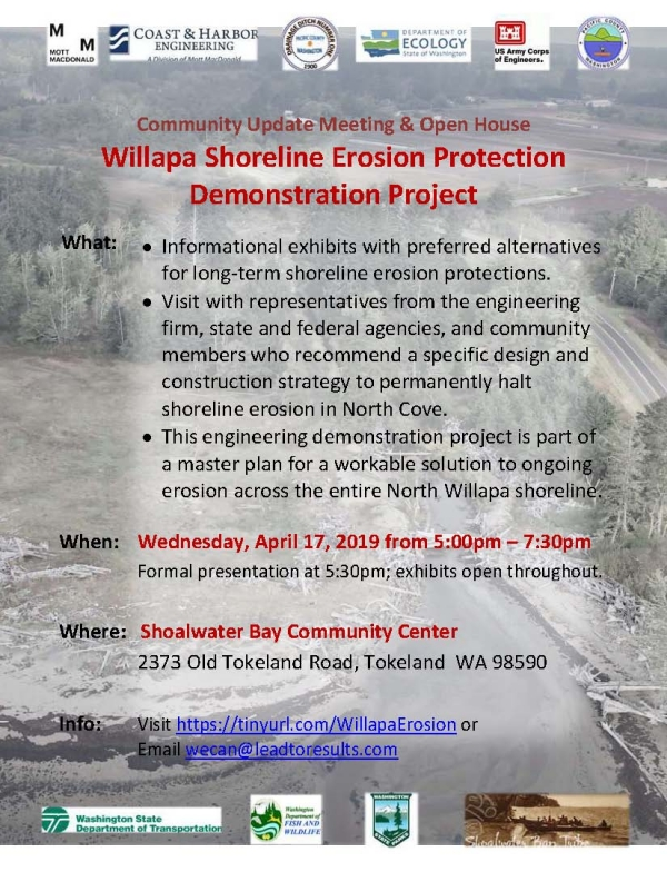 Willapa Demonstration Public Meeting Flyer 032619